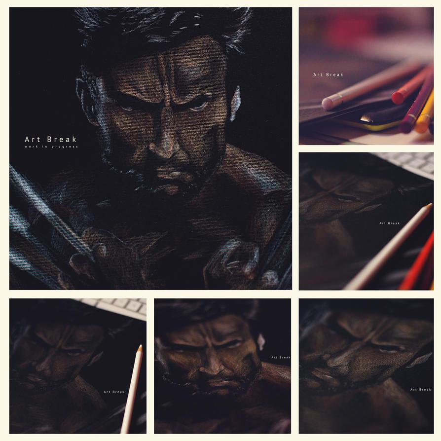 Wolverine by Dedina89