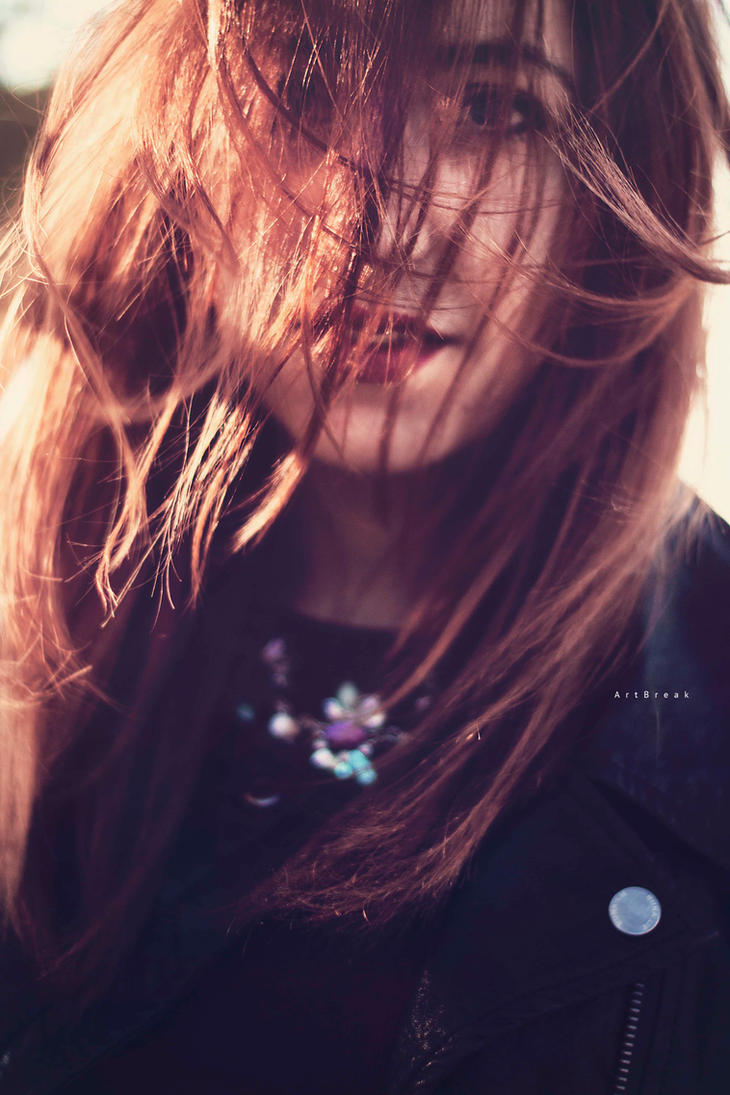 In the wind by Dedina89