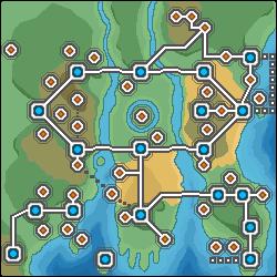 Map Pokemon - Unys Region by UsoliaNaviento on DeviantArt