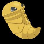 Bug Type Collab - Kakuna