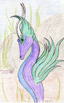Amehana's Seahorse Form