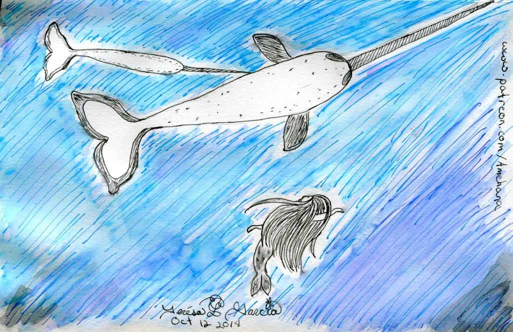 12-Whale by AmehanaRainStarDrago