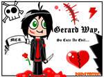 Gerard Way Cute And Evil