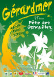 Affiche jonquilles 4th style