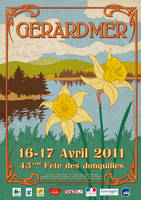 Affiche jonquilles finale by jypdesign