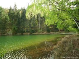 Lac du vieux pre. by jypdesign