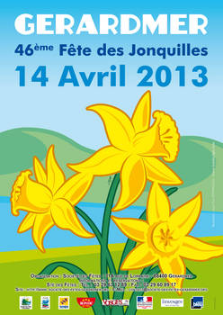 Affiche finale Jonquilles 2013