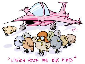 Avion Rose