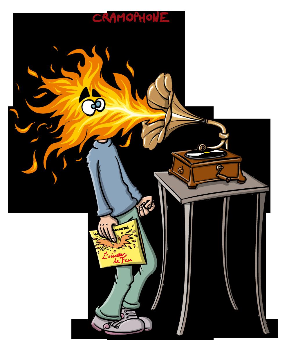 Cramophone