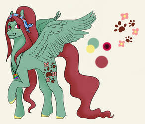 Fluttershy Redesign