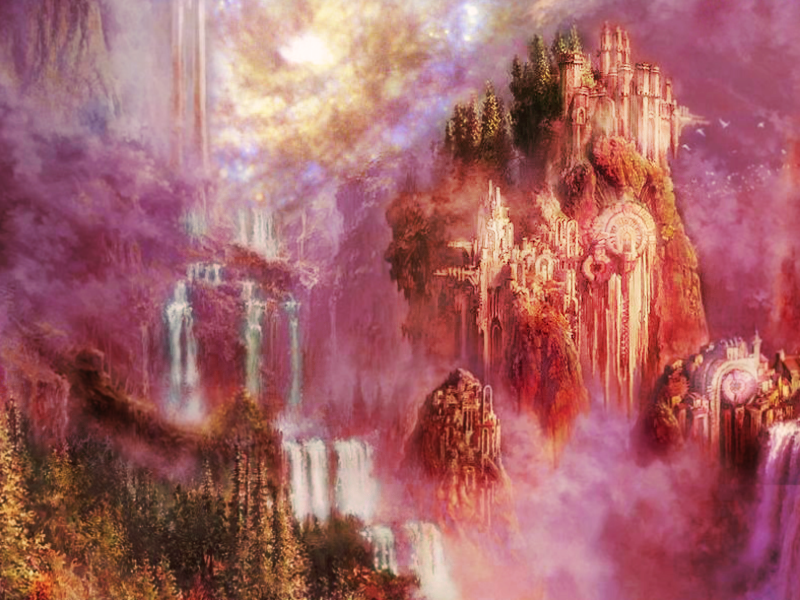 Mystic Castle Wallpaper 289602 - WallDevil