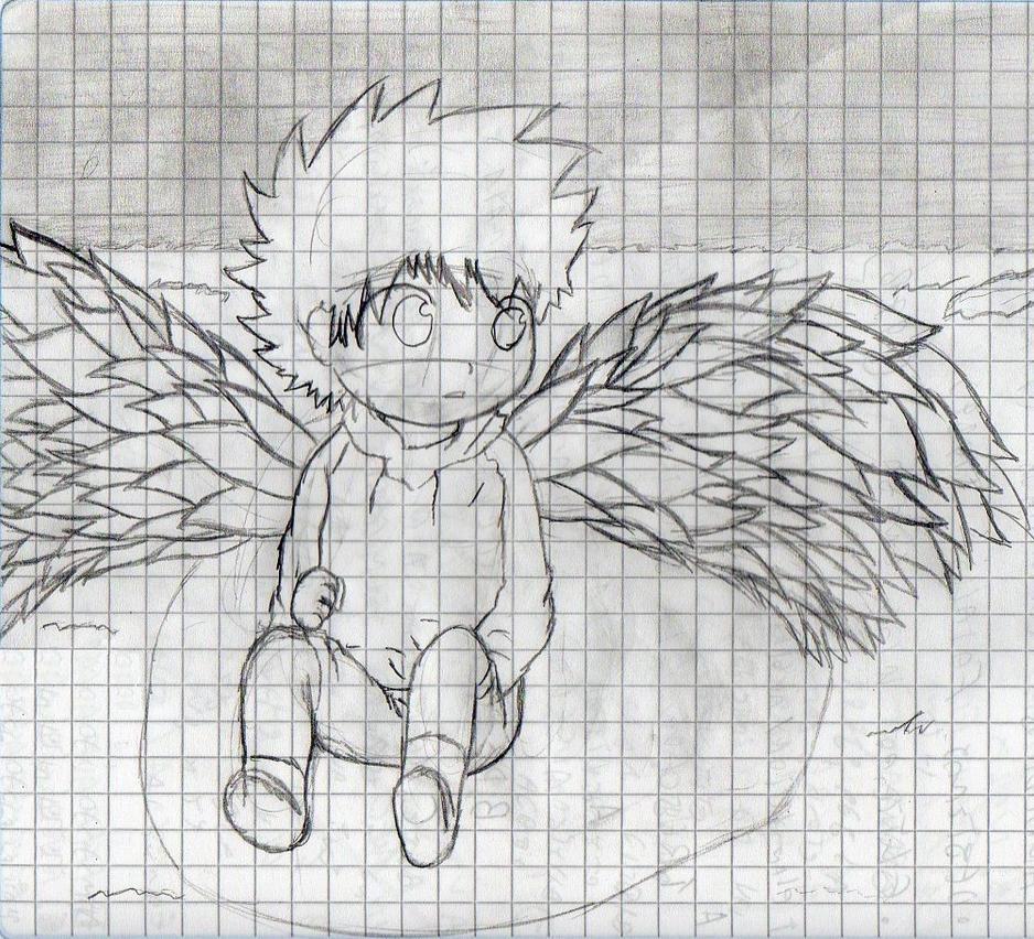 ANGEL by gohannieto