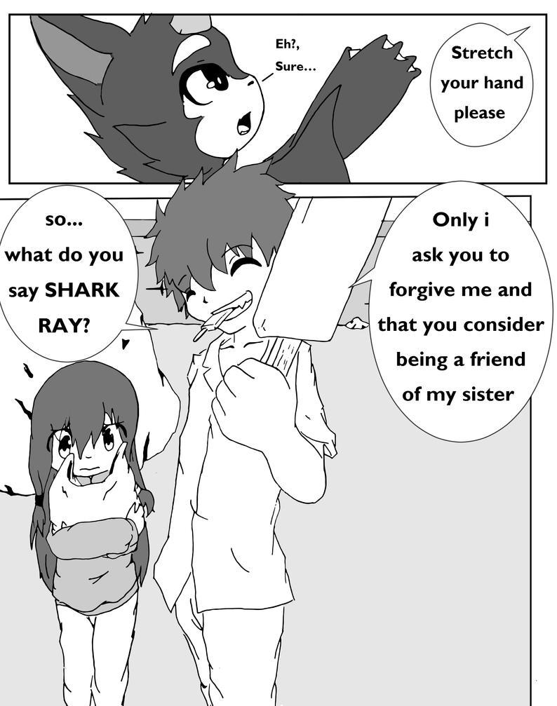 Shark ray- Finale by gohannieto