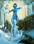 cortana with phalanx virus