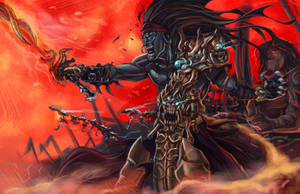 Lapu-lapu's Wrath by haribon