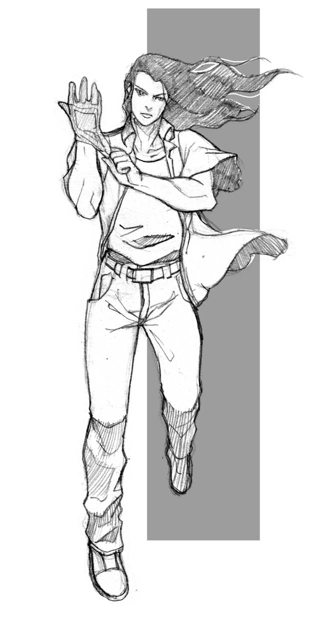 character sketch 2