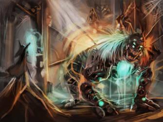 summoning by haribon
