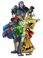 team by haribon