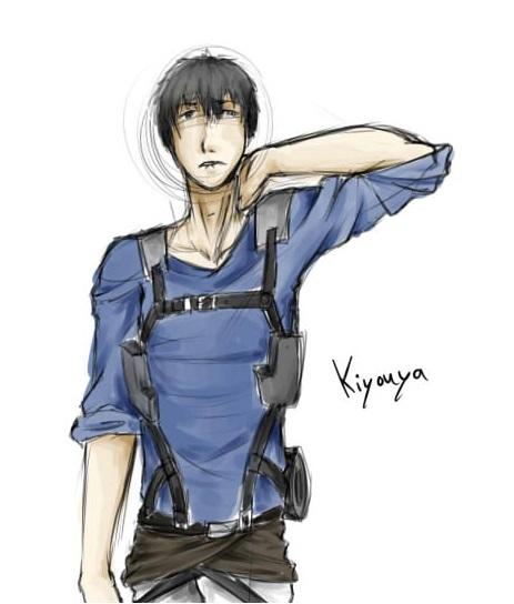 Berthl sketch by Kiyouya