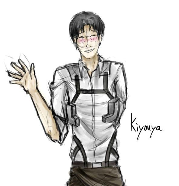 Marco Sketch by Kiyouya