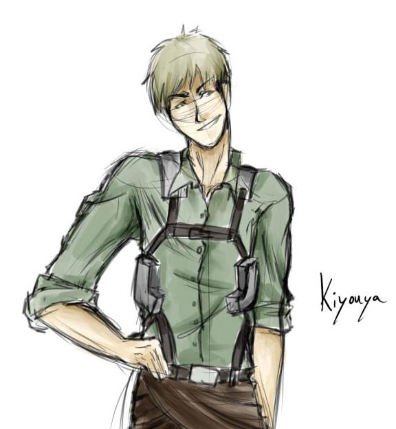 Jean Sketch by Kiyouya