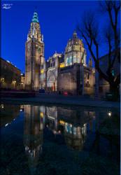 Catedral de Toledo by legolassx
