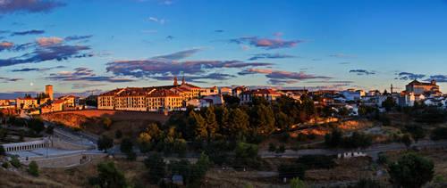 Panoramica Ocaa Atardecer 2 by legolassx
