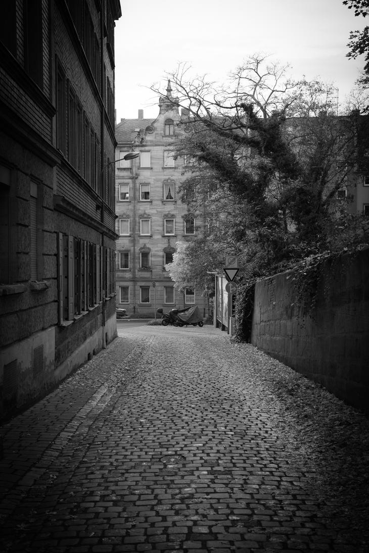 Beim Judenfriedhof by ART-Obscure