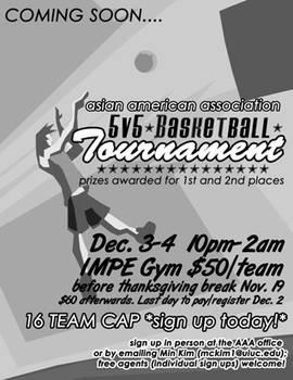 AAA Basketball Tourney Flyer