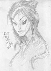 Maiden Sketch