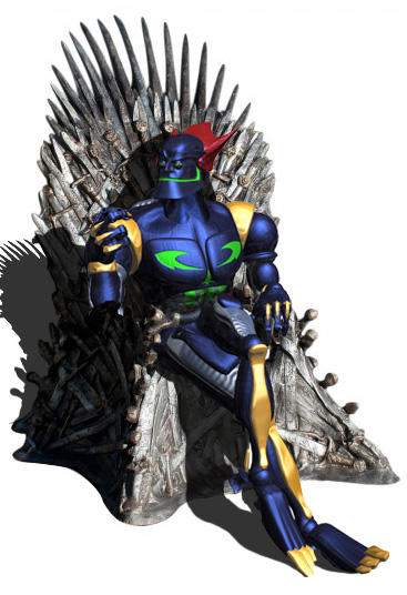 ReBoot: Games of Throne