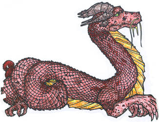 Original: Dragon Hatch by alswaiter
