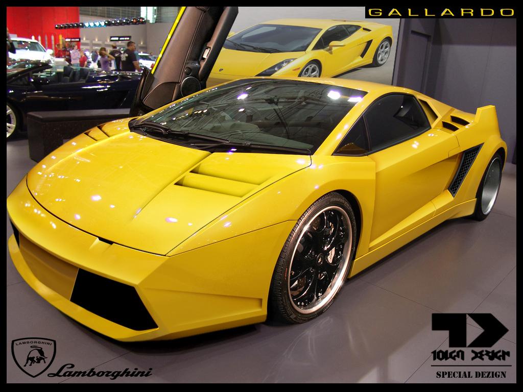 Lamborghini Gallardo Concept By Tolgadinmez On Deviantart