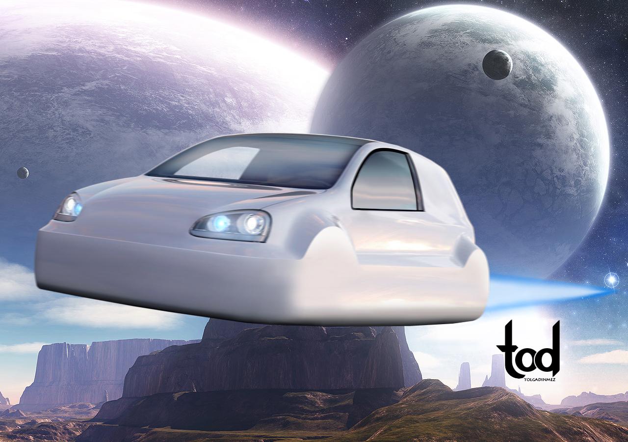 VW Golf - Future Car by