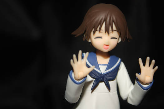 Yoshika's Groping Hand