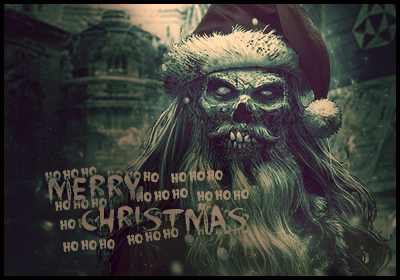 Merry Christmas V2 by asaf-CB