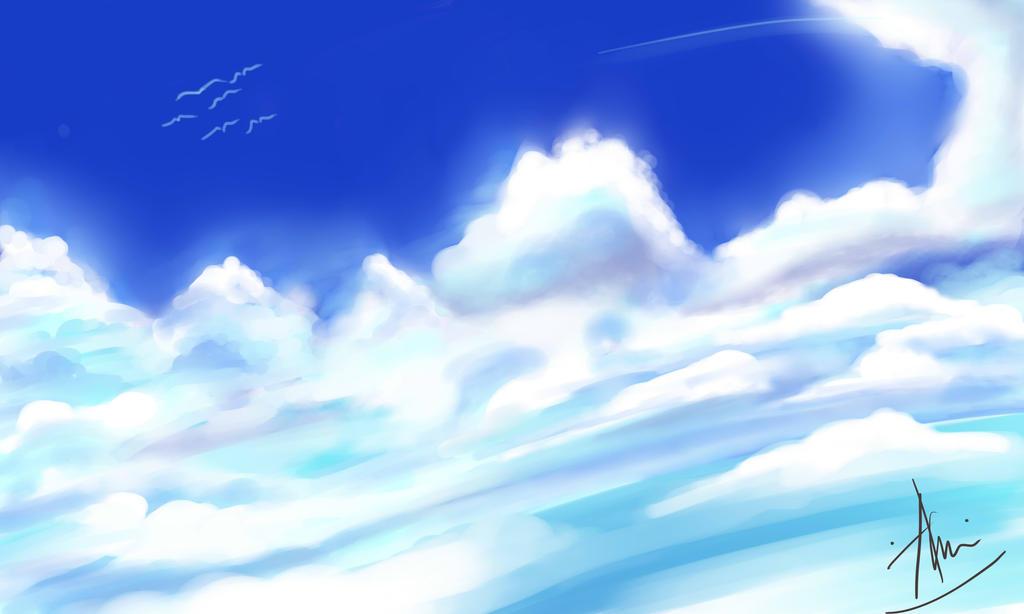 sky by TayaGi-pArdH