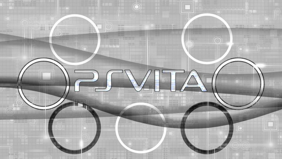 PS Vita Wallpaper MenuPSVWhite SP By Djacura On DeviantArt