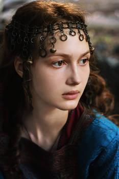 Slavic princess