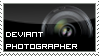 Deviant Photographer - Stamp by Habjan