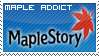 Maple Addict - Stamp by Habjan