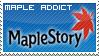 Maple Addict - Stamp by Habjan