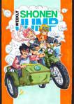 Naruto Cover Fanart Entry