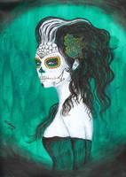 El Dia De Los Muertos by Stephanie-Sevenfold