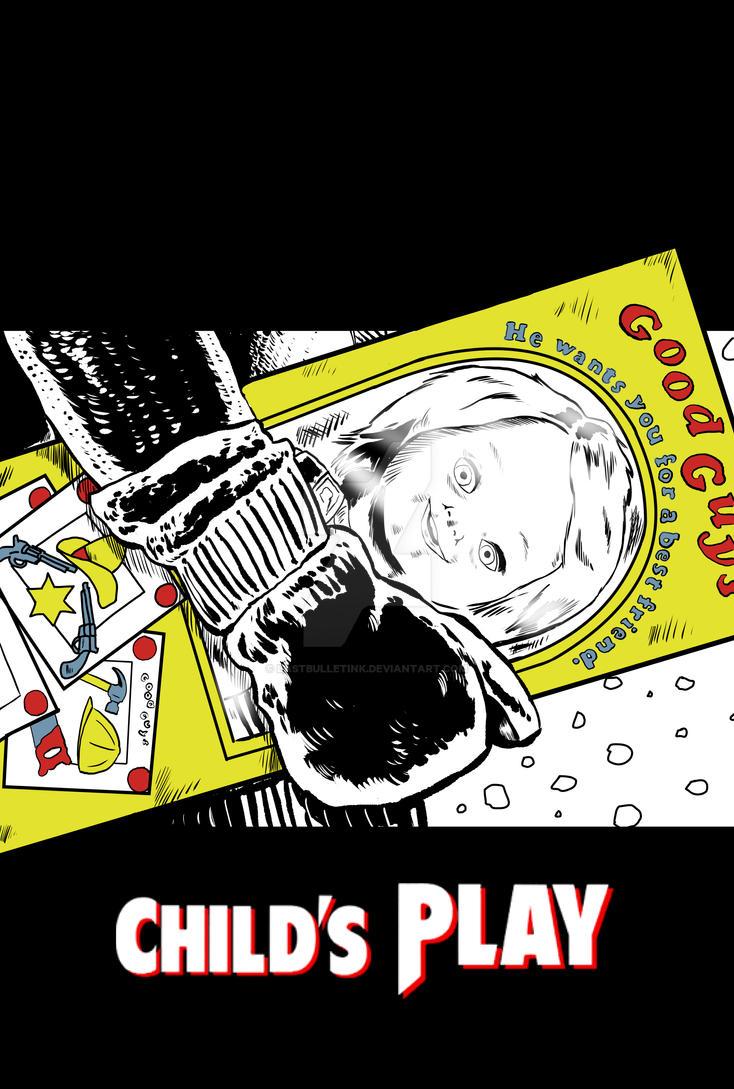 Child's Play by Lastbulletink