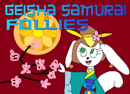 Geisha Samurai Follies