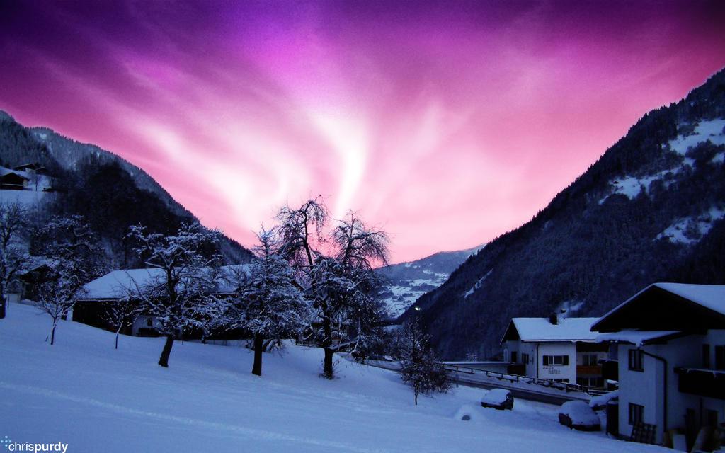 Alaska Aurora by mc-cool