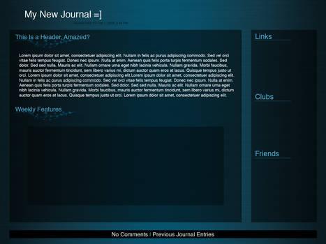 Journal Design 08'