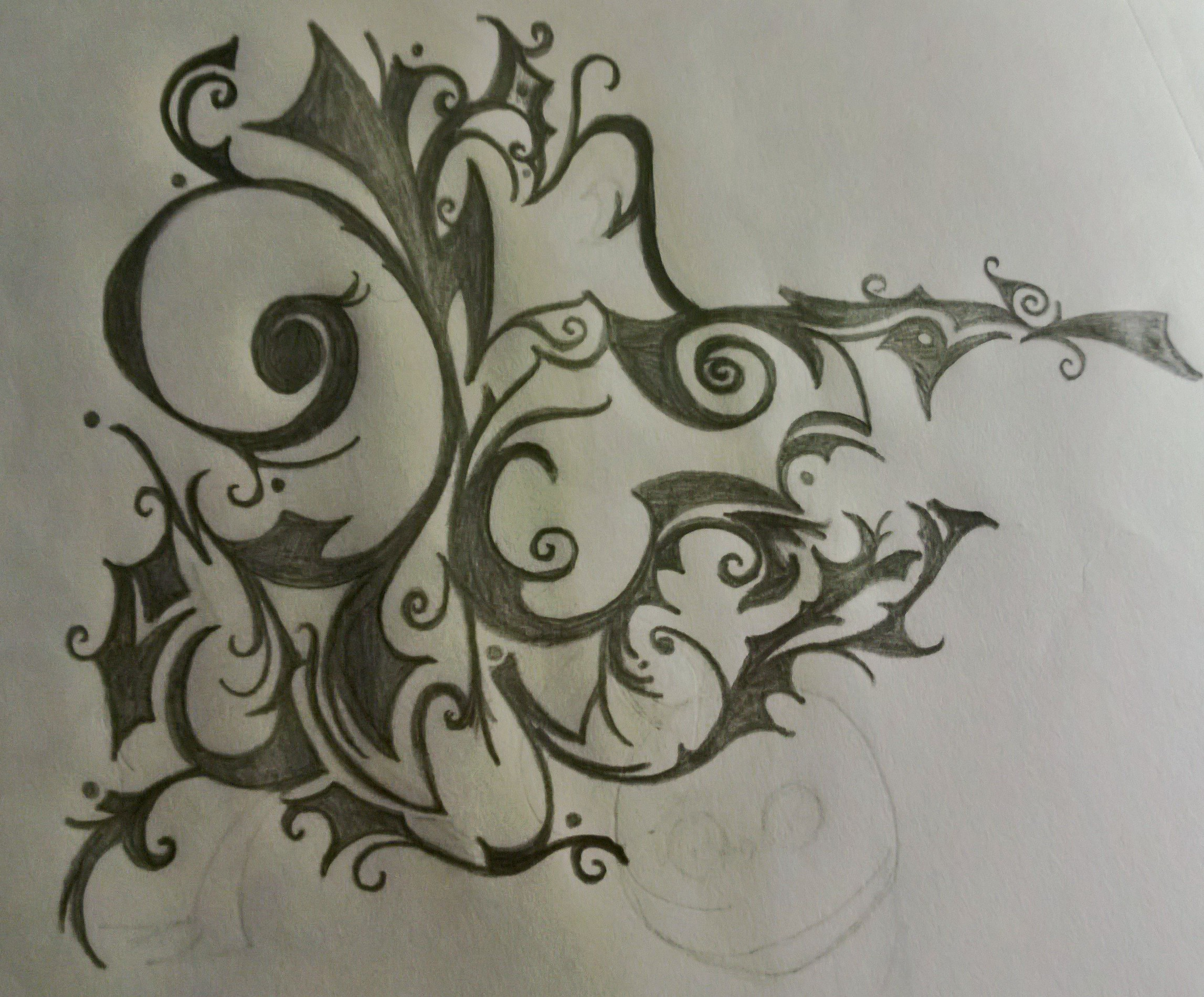 Sketch Art 3 by yocuri