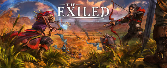 The Exiled: Promoimage